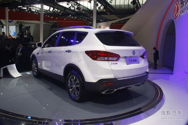 东风风神全新SUV于11月上市 预售价13万起高清图片