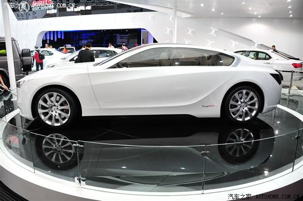 北汽Concept 900概念车 采用全新设计理念高清图片