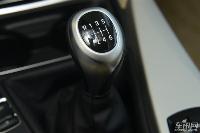 宝马320li手动型换挡杆